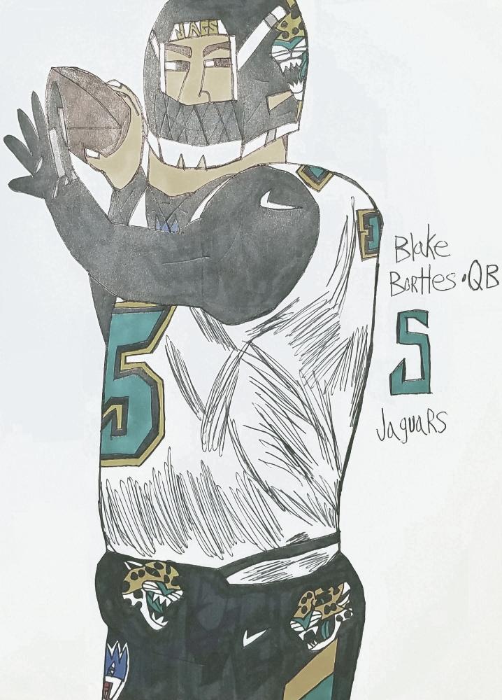 Blake Bortles by armattock